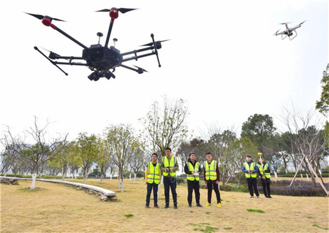 小小无人机 成就创业梦——河南工业职业技术学院无人机智能实景三维建模设计团队的创新创业之路