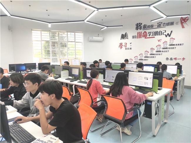 河南工业职业技术学院:多举措大力培养BIM技术创新人才