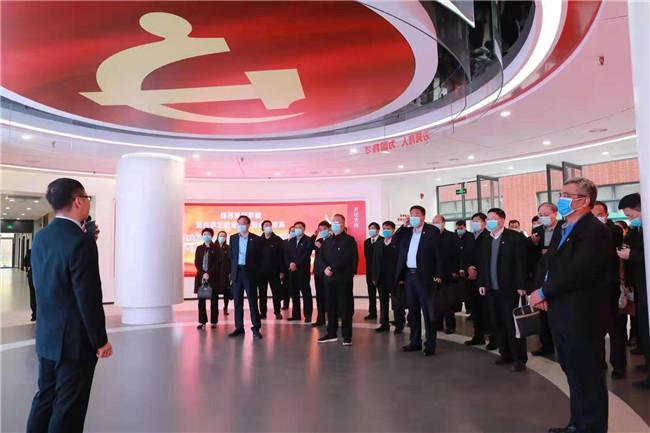 省属高校代表团在郑州科技学院开展主题活动